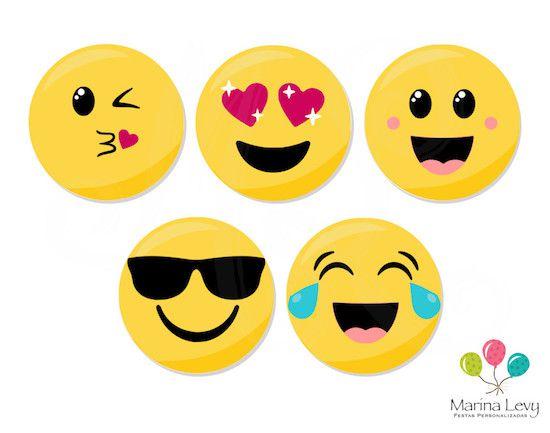 Emojis - Monte seu Kit