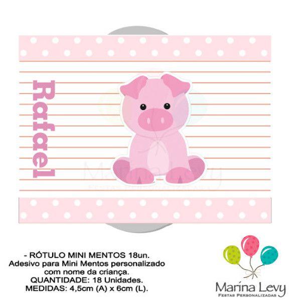 Fazendinha - Monte seu Kit  - Marina Levy Festas