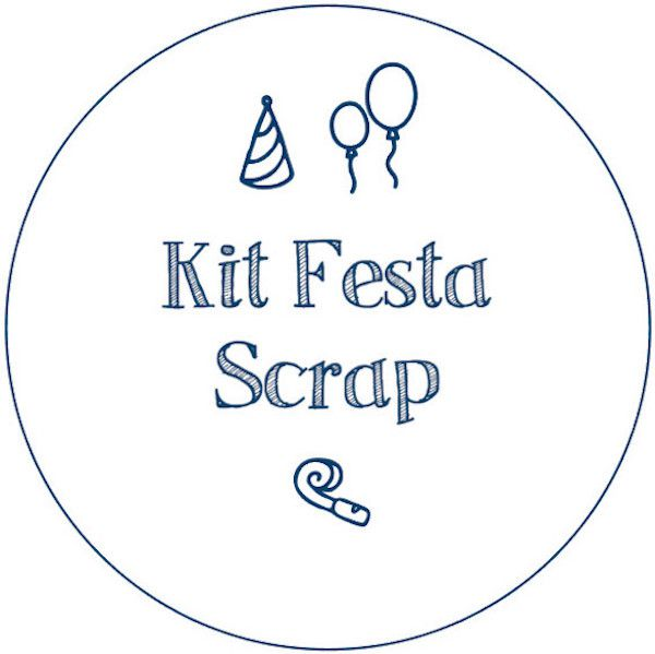 Kit Festa Scrap G  - Marina Levy Festas