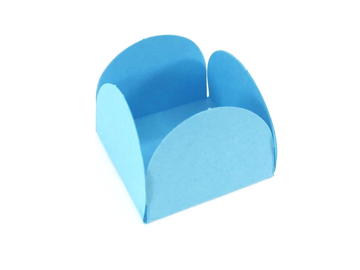 Forminha 4 Pétalas - Azul Céu  - Marina Levy Festas