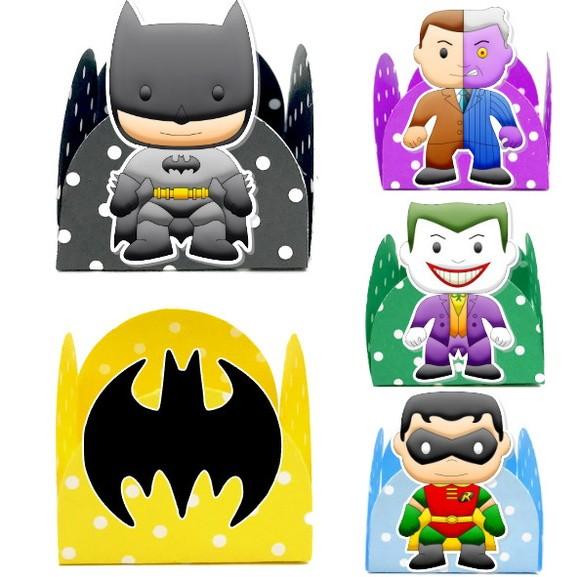 Forminha 3D - Batman