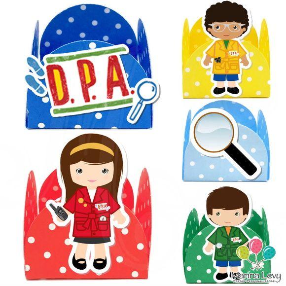 Forminha 3D - DPA