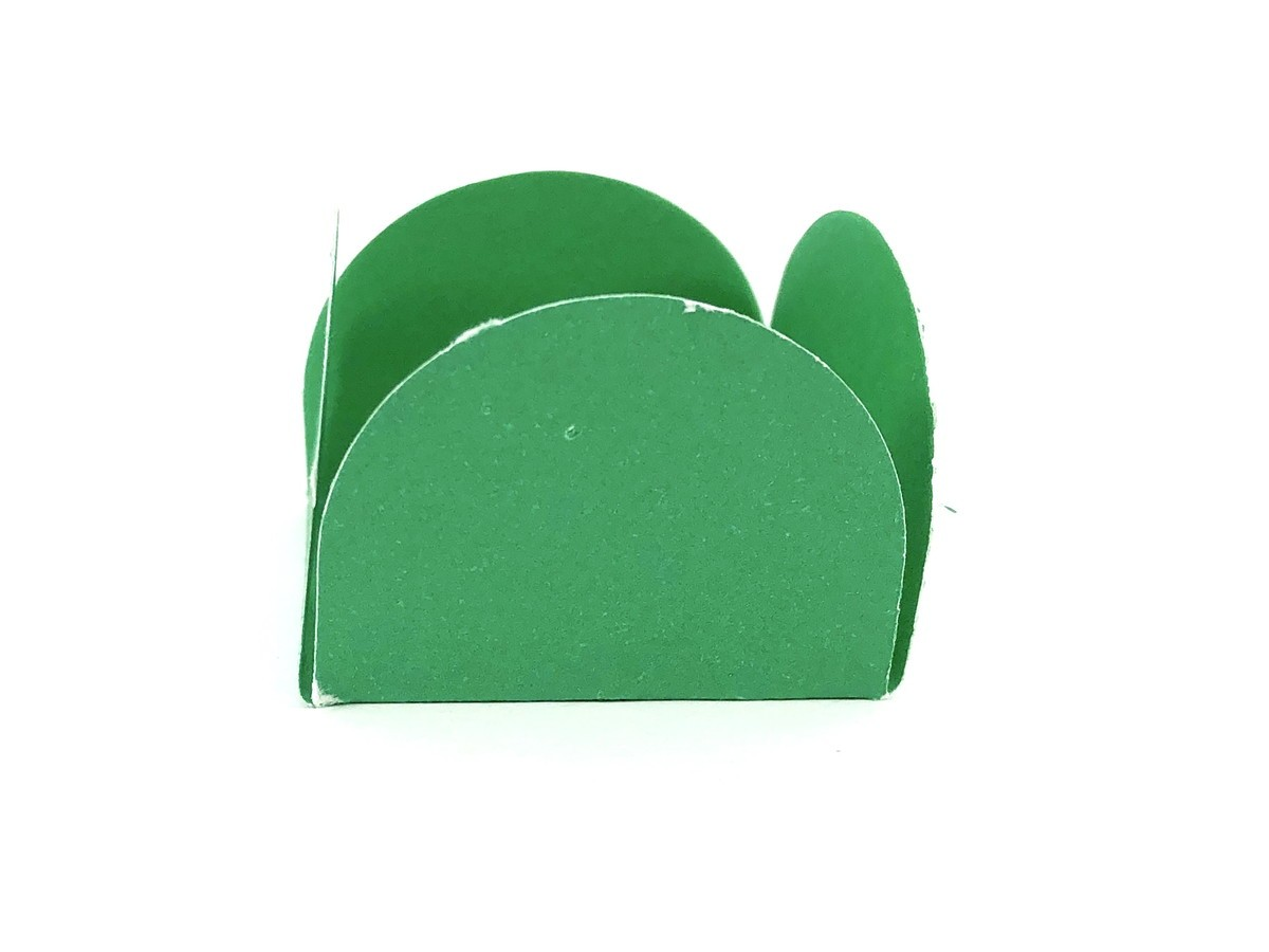 Forminha 4 Pétalas - Verde Escuro