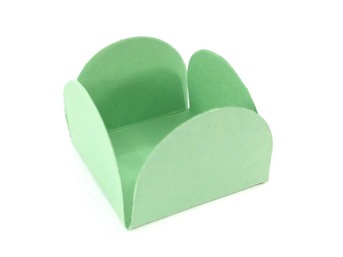 Forminha 4 Pétalas - Verde Maça  - Marina Levy Festas