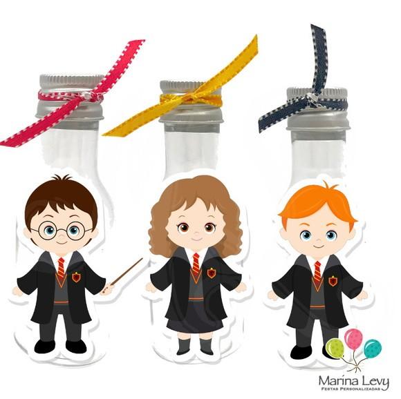 Garrafinha 50ml - Harry Potter