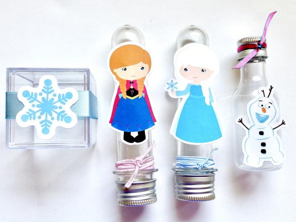 Kit Festa Básico - Frozen
