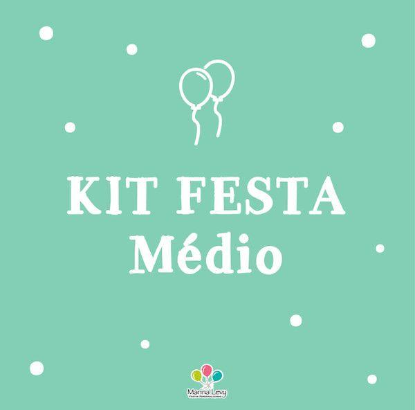 Kit Festa Médio