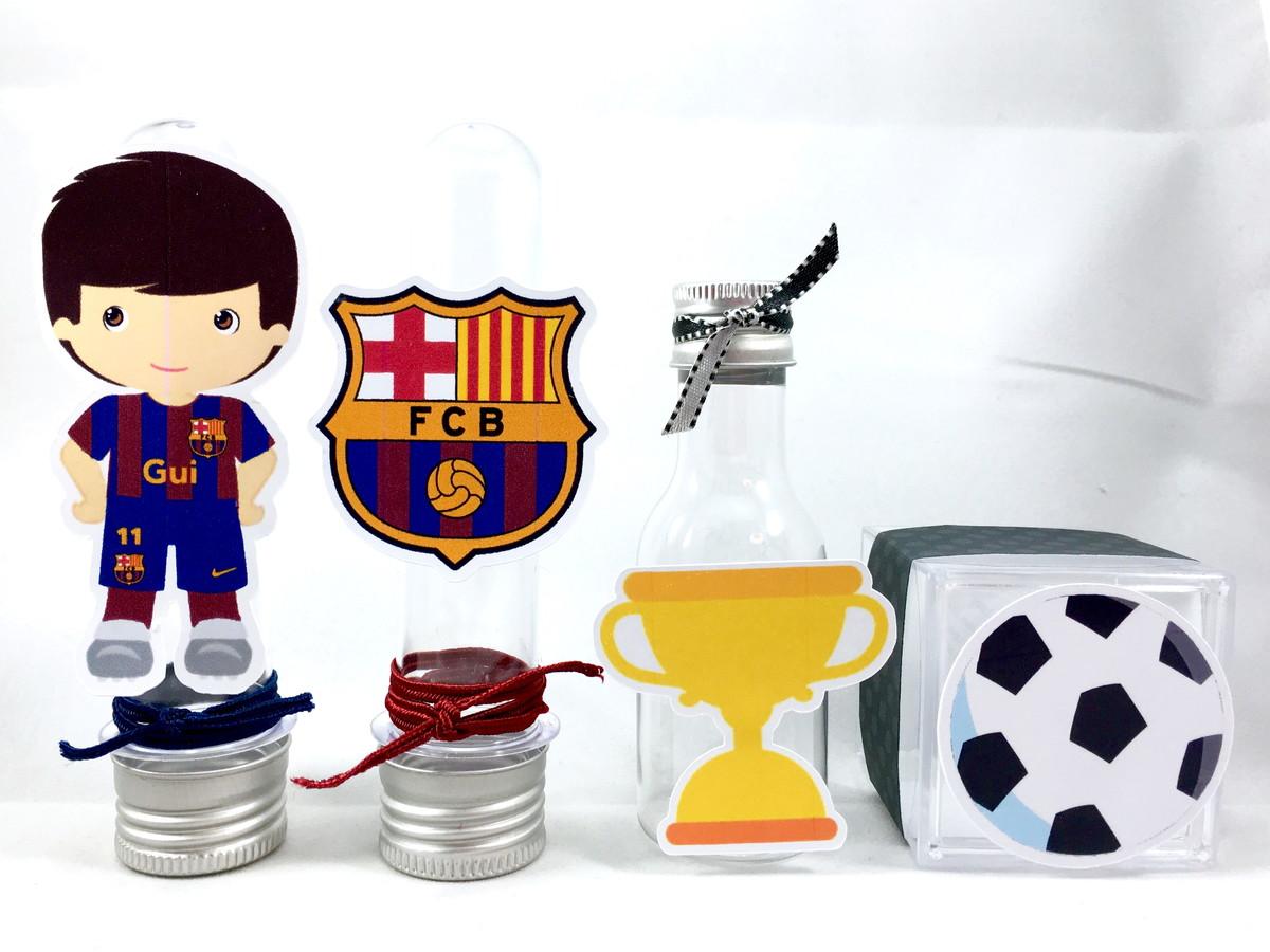 Kit Festa Premium 3D - Barcelona