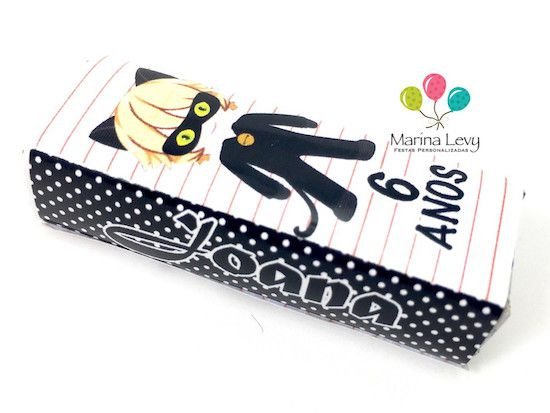 LadyBug - Monte seu Kit  - Marina Levy Festas