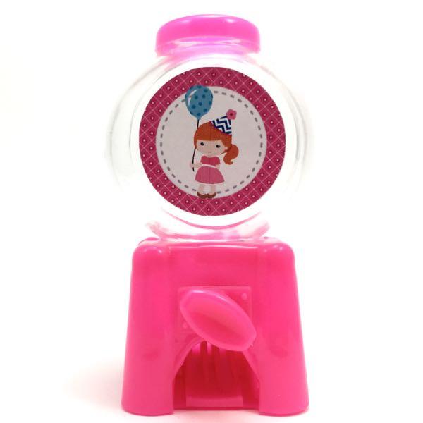 Mini Candy Machine  - Marina Levy Festas