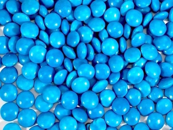Mini Confete 300g - Azul  - Marina Levy Festas