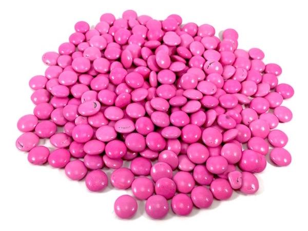 Mini Confete 300g - Rosa