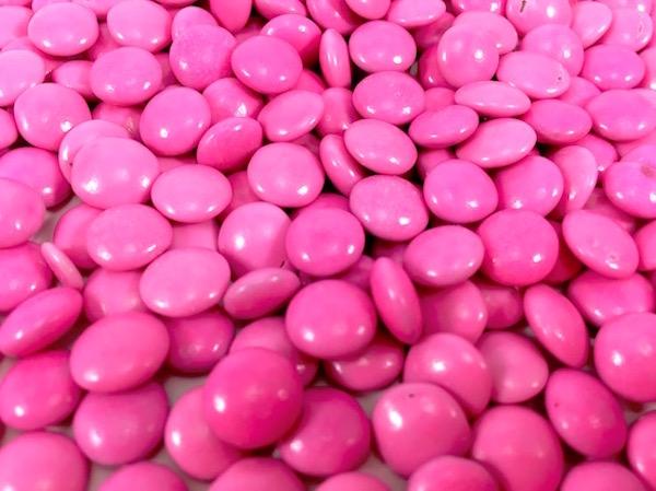 Mini Confete 300g - Rosa  - Marina Levy Festas