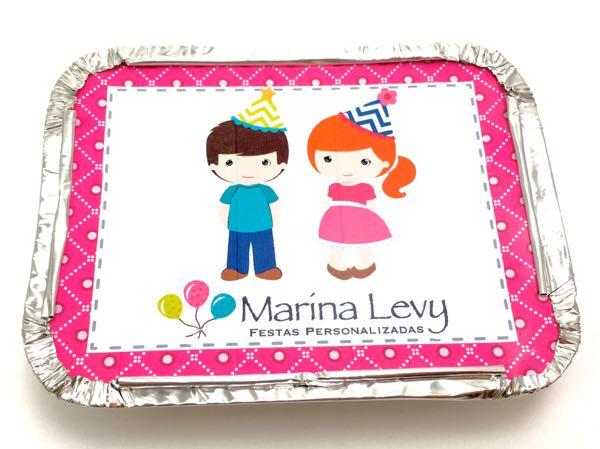 Mini Marmitinha  - Marina Levy Festas