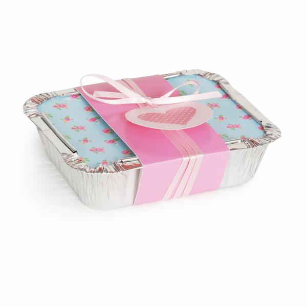 Mini Marmitinha - Cupcakes