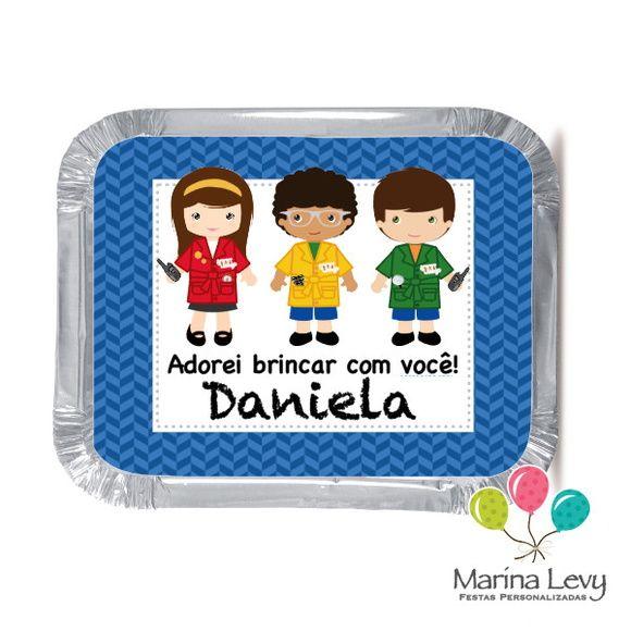 Mini Marmitinha - DPA