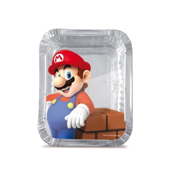 Mini Marmitinha - Super Mario
