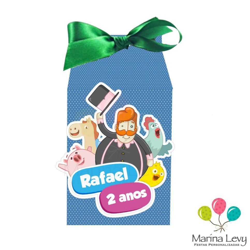 Mundo Bita - Monte seu Kit  - Marina Levy Festas