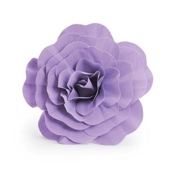 Rosa Decorativa  - Marina Levy Festas