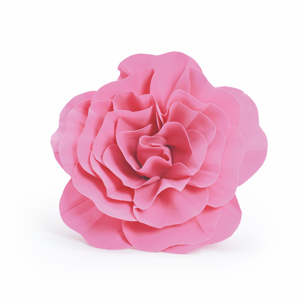 Rosa Decorativa Pink  - Marina Levy Festas