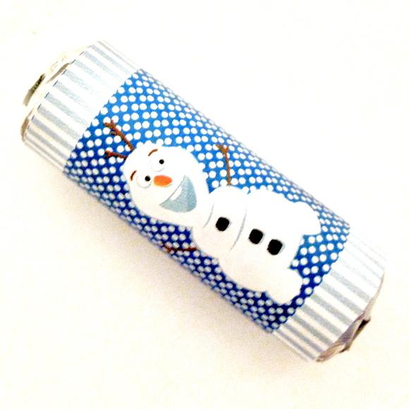 Rótulo Mini Mentos 18un. - Frozen