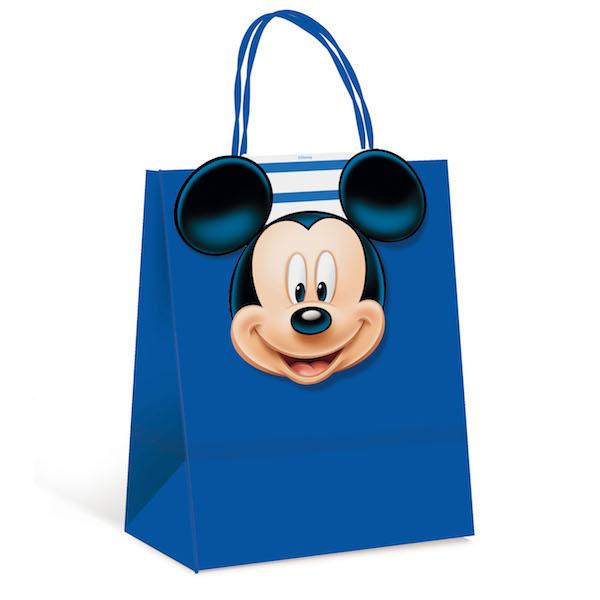 Sacola  - Mickey Mouse  - Marina Levy Festas
