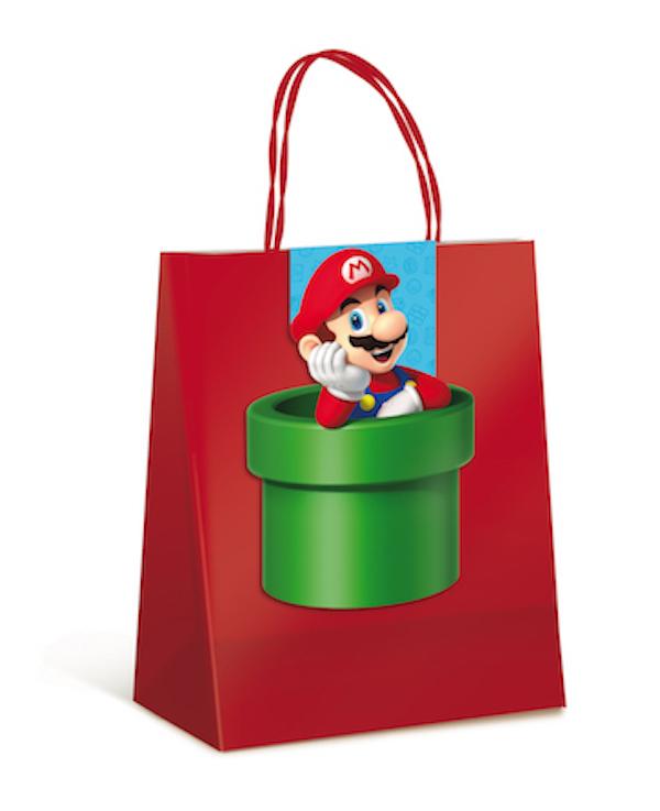 Sacola - Super Mario