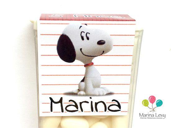 Snoopy - Monte seu Kit  - Marina Levy Festas