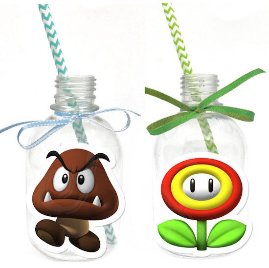 Super Mario - Monte seu Kit  - Marina Levy Festas