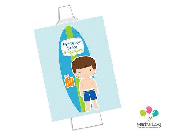 Surf - Monte seu Kit  - Marina Levy Festas