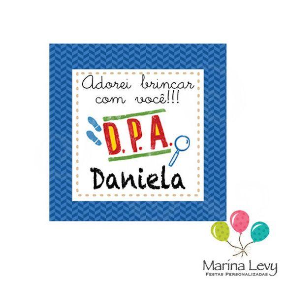 Tag de Agradecimento - DPA