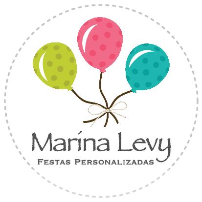 Kit Festa Lis  - Marina Levy Festas