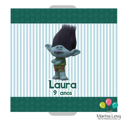 Trolls - Monte seu Kit  - Marina Levy Festas