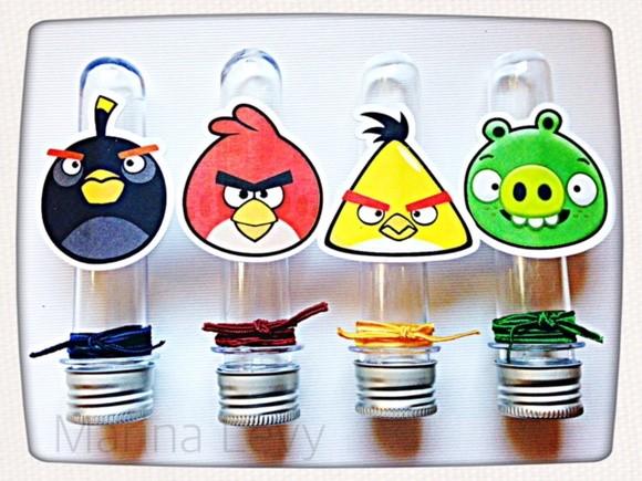 Tubete - Angry Birds