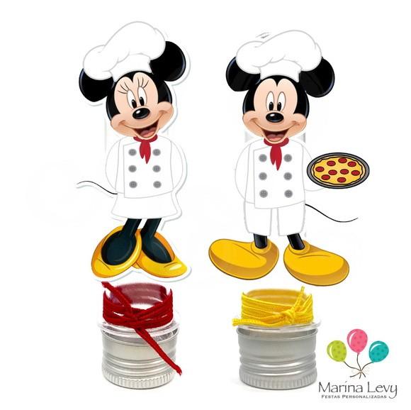 Tubete - Pizzaria Mickey