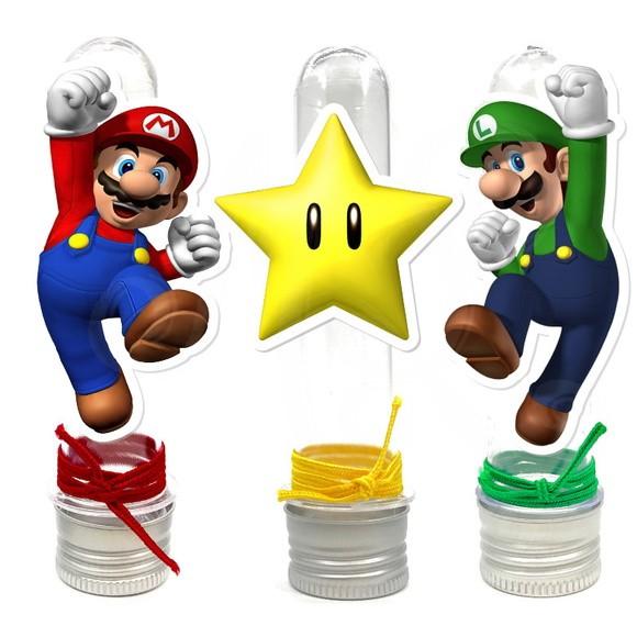 Tubete - Super Mario