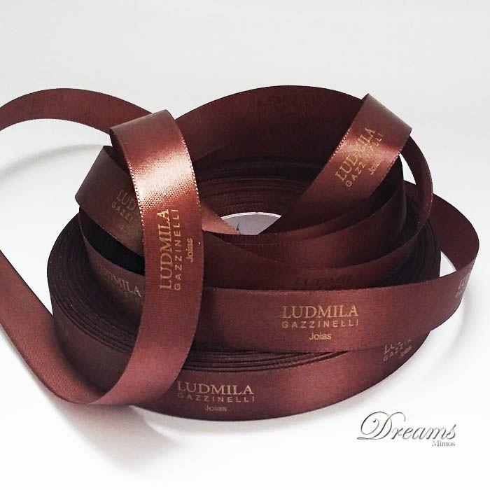 FITA 2,0cm PERSONALIZADA - FITA CETIM 2,0cm ESPESSURA