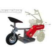 Aparador de grama traseiro para motocultivador - AGT500
