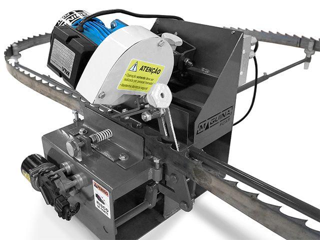 Afiador de Serra-fita Automatizado - ASFM1 - Cliente Regina