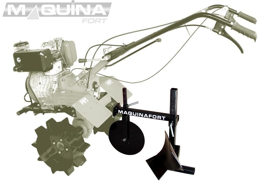 Arado de Aiveco para Motocultivador Diesel 8,5 a 10cv - AA700