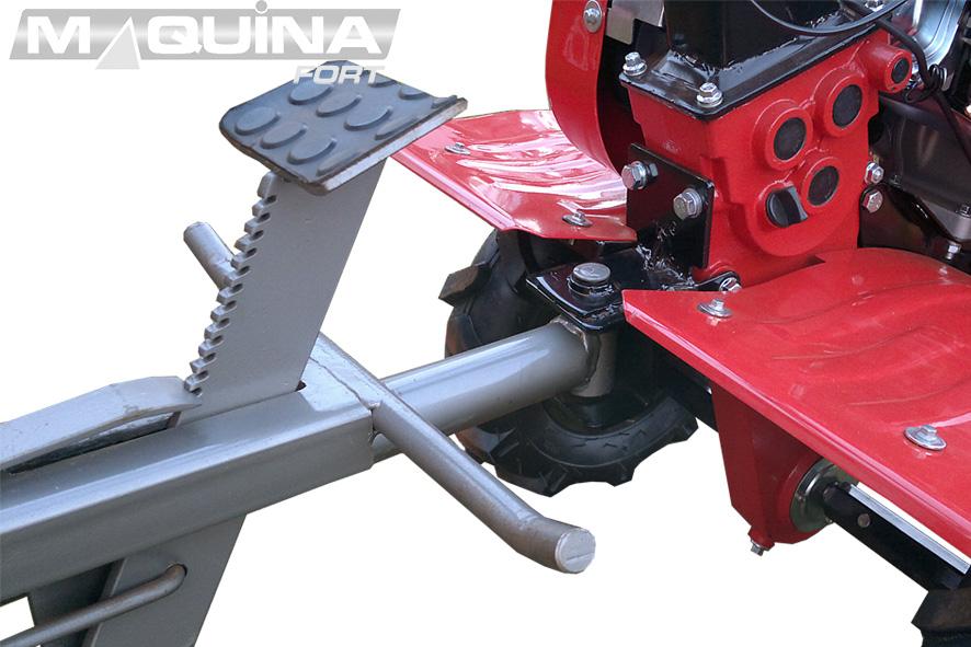 Carreta simples (sem tração) para motocultivador - 1300 R8