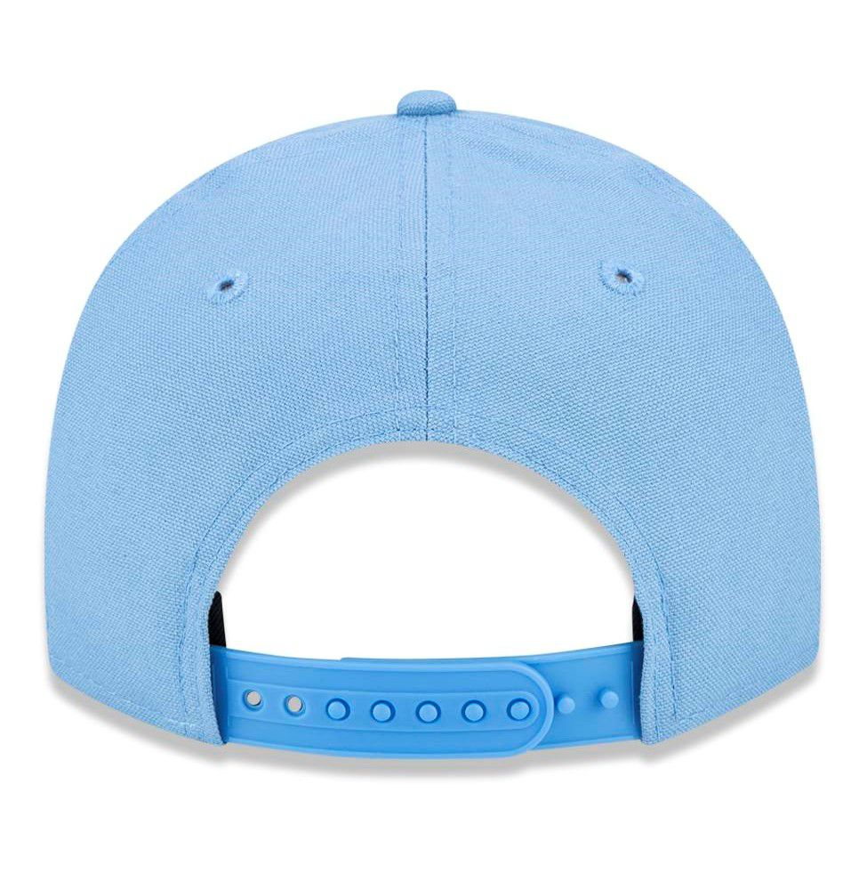 ... BONÉ NEW ERA ABA CURVA SNAPBACK NYC NEW YORK CITY AZUL BEBÊ - Soul Beach eb8298383155a