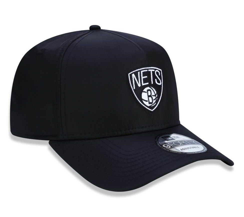 ... BONÉ NEW ERA ABA CURVA STRAPBACK BROOKLYN NETS PRETO - Soul Beach ... 89342013601