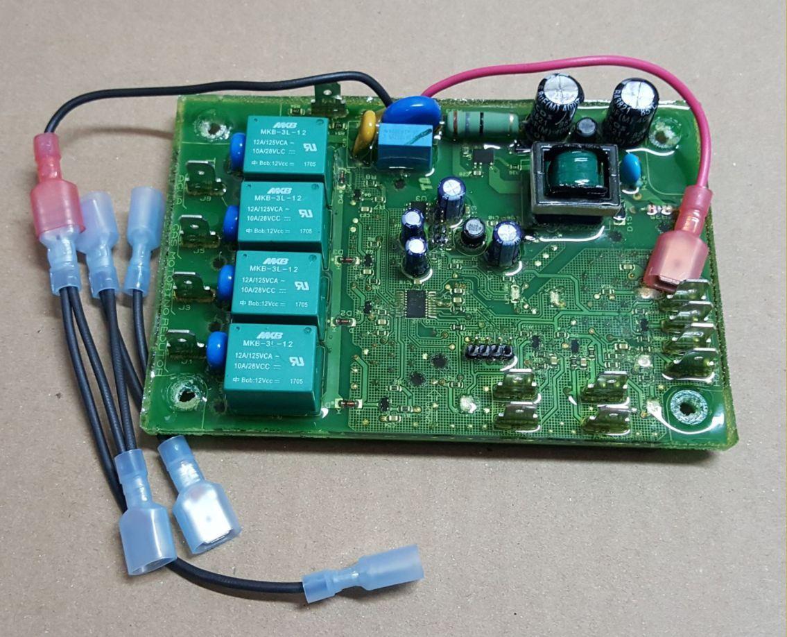 Circuito Eletronico : Placa circuito eletronico para máquina de gelo egc a a