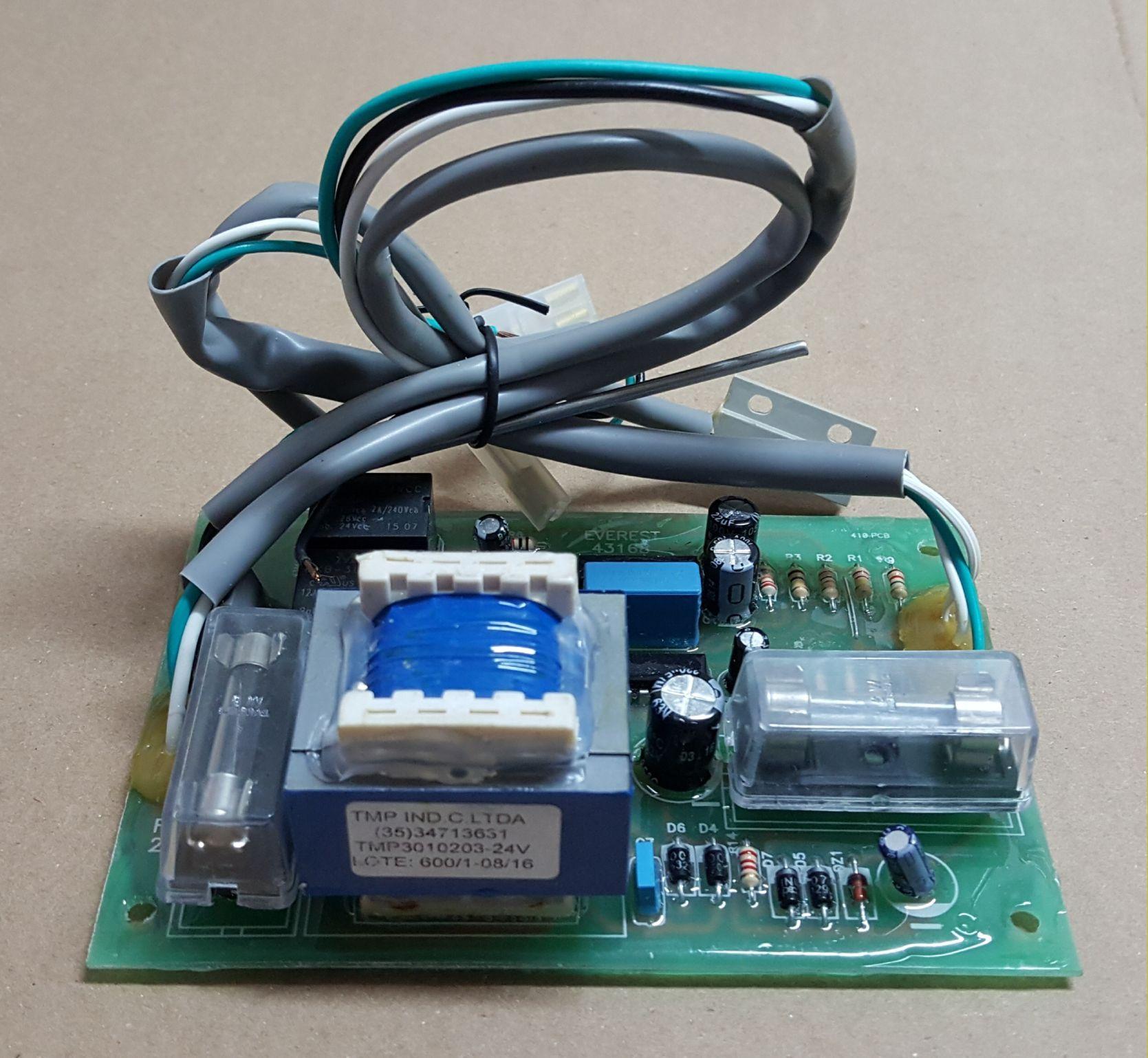 Circuito Eletronico : Placa circuito eletrônico para máquina de gelo egc