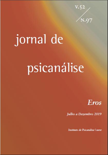 Assinatura - Jornal de Psicanálise  (Nº 96 / Nº97) 2019