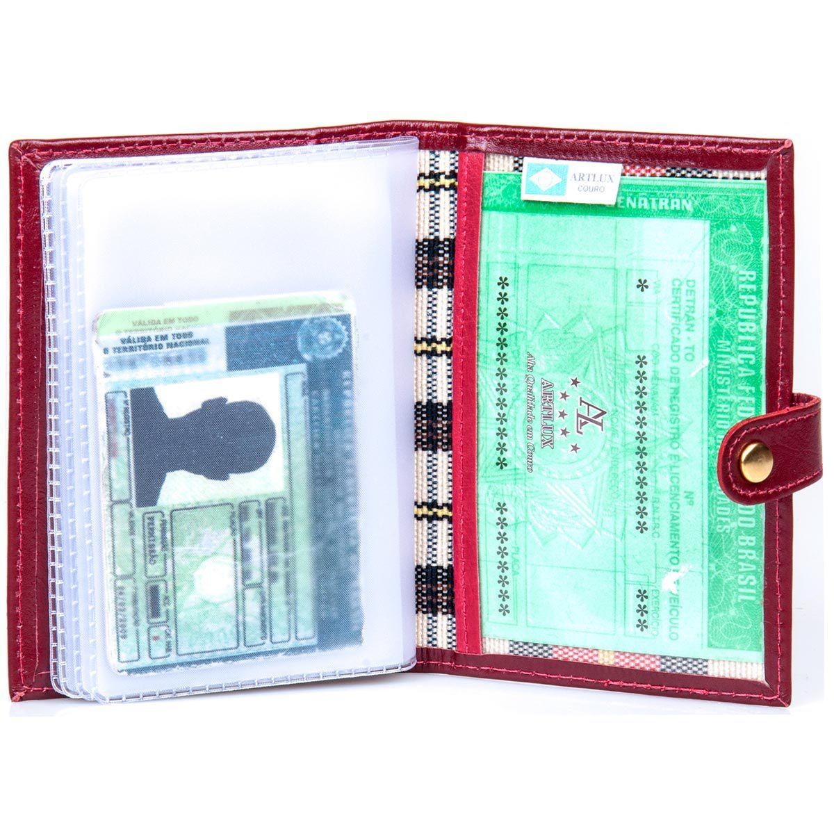 Porta Documento Artlux