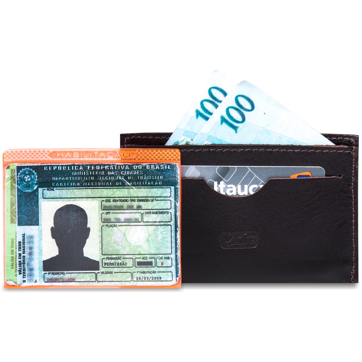 Porta Documento Artlux Slim