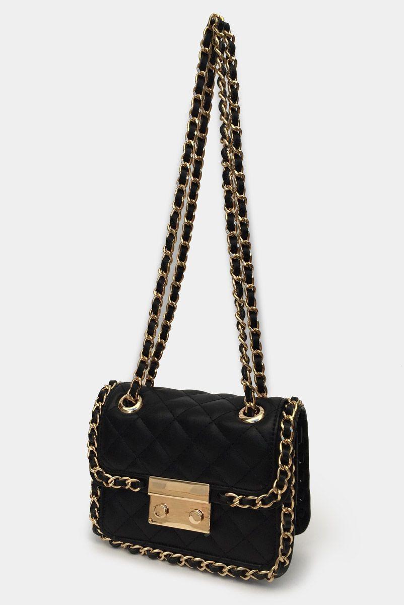 Bolsa Chain Black