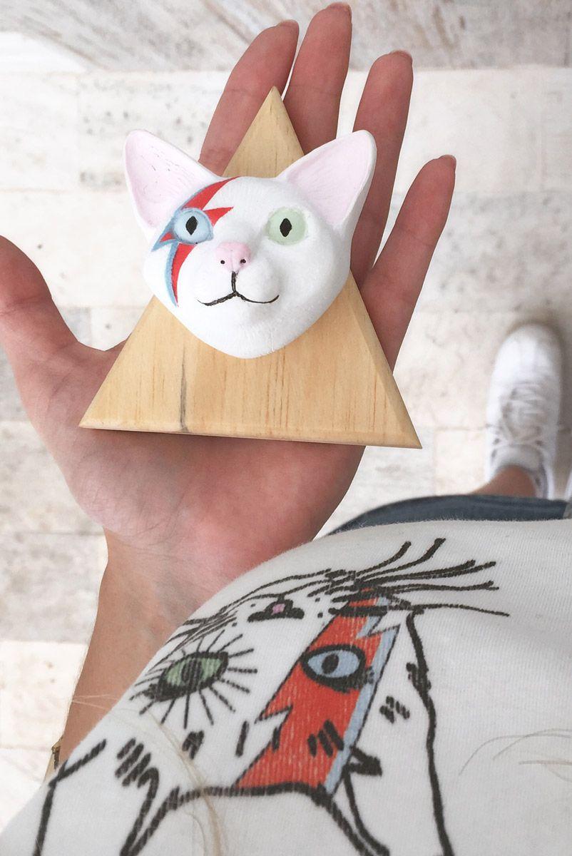 Gato Meowie Decorativo